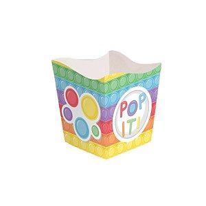 Cachepot Festa Fidget Toys 9,5x9,5x9,5 - 12 Unidades - Cromus - Rizzo