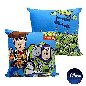 Almofada Toy Story Disney 40cm - Disney Original - 1 Un - Rizzo