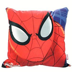 Almofada Homem Aranha 40cm - Marvel Oficial - Zona Criativa - 1 Un - Rizzo