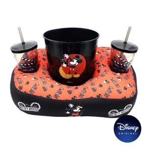 Kit Almofada Pipoca Mickey Mouse - Disney Original - 1 Un - Rizzo