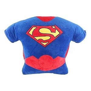 Almofada Peitoral Superman - DC Oficial - 1 Un - Rizzo