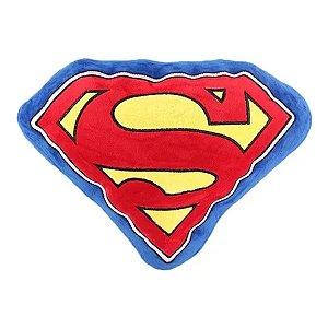 Almofada Símbolo Superman - DC Oficial - 1 Un - Rizzo