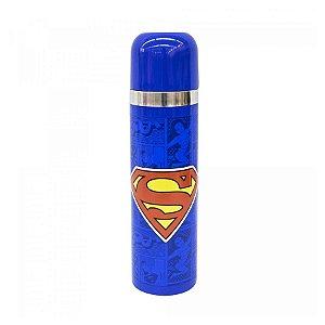Garrafa Térmica Inox Superman - 500ml - DC Original - 01 Un - Rizzo