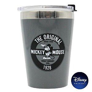 Copo c/ Tampa Mickey Mouse Classic - 300ml - Disney Original - 01 Un - Rizzo