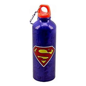Garrafa de Alumínio Superman - 500ml - DC Original - 01 Un - Rizzo