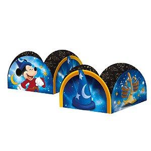 Porta Forminha para Doces - Festa Mickey Fantasia - 50 unidades - Regina - Rizzo Embalagens