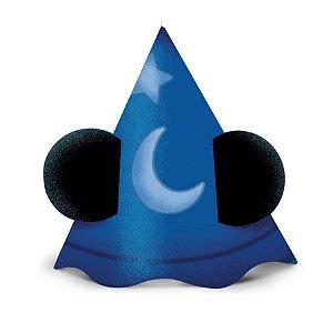 Chapéu Festa Mickey Fantasia - 12 unidades - Regina - Rizzo Embalagens
