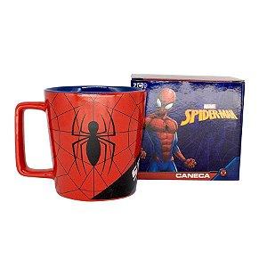 Caneca Homem Aranha Vingadores - 400ml - Marvel Original - 01 Un - Rizzo
