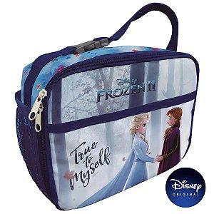 Lancheira Térmica Frozen 2 - Disney Original - Zona Criativa - 01 Un - Rizzo