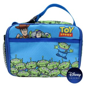 Lancheira Térmica Toy Story - Disney Original - Zona Criativa - 01 Un - Rizzo