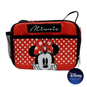 Lancheira Térmica Minnie Mouse - Disney Original - Zona Criativa - 01 Un - Rizzo