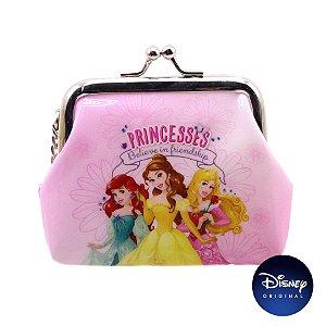 Porta Moedas Disney Princesa - Disney Original - 1 Un - Rizzo