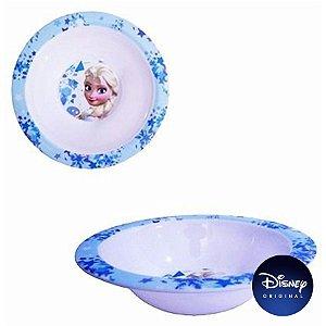 Tigela C/ Borda Frozen - 17cm - Disney Original - 1 Un - Rizzo