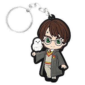 Chaveiro Harry Potter Temático Emborrachado - 01 unidade - Rizzo Embalagens