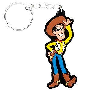 Chaveiro Woody Temático Emborrachado - 01 unidade - Rizzo Embalagens