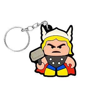 Chaveiro Thor Temático Emborrachado - 01 unidade - Rizzo Embalagens