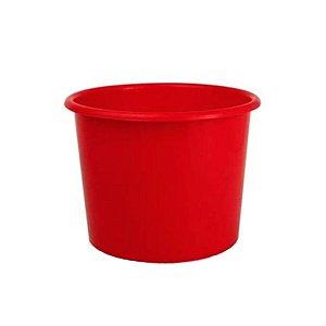 Balde de Pipoca Vermelho - 1,5L - 1 Un - Rizzo