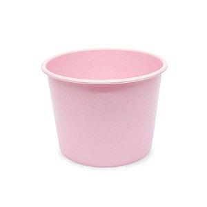 Balde de Pipoca Rosa Bebe - 1,5L - 1 Un - Rizzo