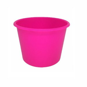 Balde de Pipoca Pink - 1,5L - 1 Un - Rizzo
