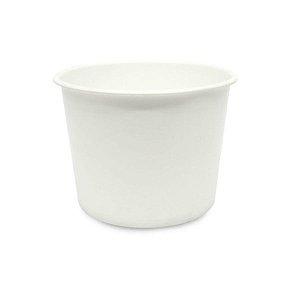 Balde de Pipoca Branco - 1,5L - 1 Un - Rizzo