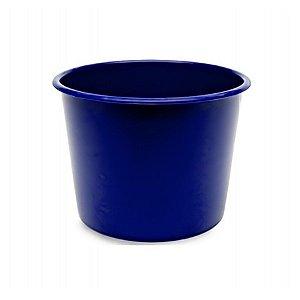 Balde de Pipoca Azul Marinho - 1,5L - 1 Un - Rizzo