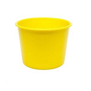 Balde de Pipoca Amarelo - 1,5L - 1 Un - Rizzo