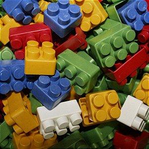 Blocos para Montar - Bloc Bloc - Sortido - 25 peças - Rizzo Embalagens