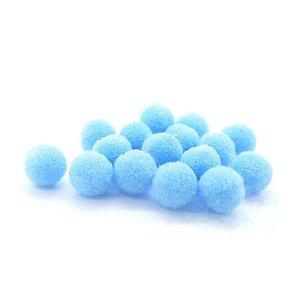 Pompom Decorativo Azul Céu - 100 Un - Artegift - Rizzo