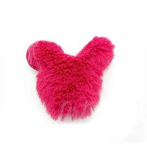 Aplique Urso Pelo Pink Decorativo - 2 Un - Artegift - Rizzo