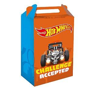 Caixa Surpresa Festa Hot Wheels - 8 Unidades - Festcolor - Rizzo Embalagens