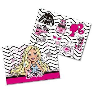 Kit Decorativo Festa Barbie - 1 Unidade - Festcolor - Rizzo Embalagens