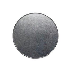 Forma Alumínio Redondo Bolo de Rolo - 30x0,5cm - Goldpan Formas - Rizzo