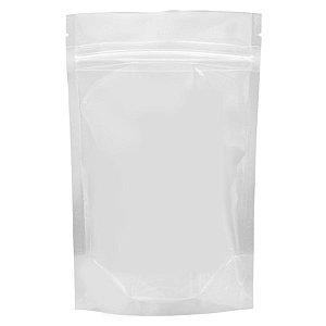 Saquinho Transparente e Fecho Hermético - 14 X 22 cm - 50 Unidades Rizzo Embalagens