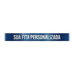 Fita de Cetim Personalizada CFS002 - 10mm X 45metros - Azul Royal 214 - 01 Unidade - Progresso - Rizzo