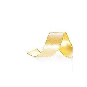 Fita Decorativa Natal Lisa - Marfim - 3,8x914cm - 1 UN - Cromus - Rizzo
