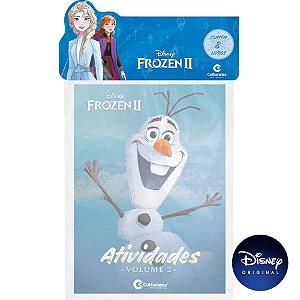 Livro Solapa Com 8 Livros Frozen 2 - 01 Unidade - Culturama - Rizzo