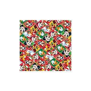 Saco P/ Presente - Turma do Mickey - 40 UN - Rizzo