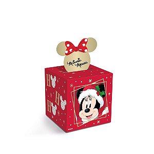 Caixa Pop Up - Natal Mágico Minnie - 10 UN - Cromus - Rizzo