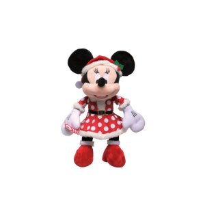 Minnie Com Vestido Poa Natal Disney Médio 01 Unidade - Cromus - Rizzo Embalagens