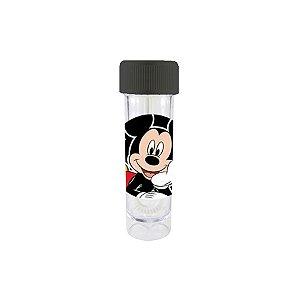 Mini Tubete Lembrancinha Bolha de Sabão Festa Mickey Mouse Preto 9cm 20 Unidades Rizzo Embalagens