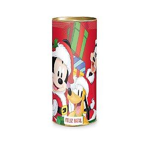 Lata P/ Presente - Natal Mágico - Mickey - 1 UN - Cromus - Rizzo