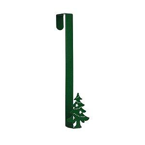 Suporte para Guirlanda Arvore Natal Verde - 01 unidade Cromus Natal - Rizzo Embalagens