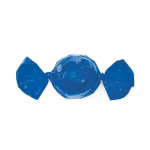Papel Mini Trufa - 12x12,5cm - Azul - 100 unidades - Cromus - Rizzo Embalagens