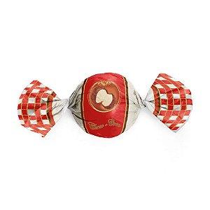 Papel Trufa Choco Coco 15x16cm - 100 unidades - Cromus - Rizzo Embalagens