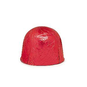 Papel Chumbo 10x9,8cm - Vermelho - 300 folhas - Cromus - Rizzo Embalagens