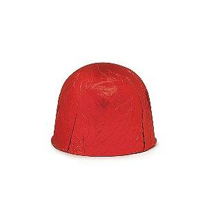 Papel Chumbo 8x7,8cm - Fosco Vermelho - 300 folhas - Cromus - Rizzo Embalagens