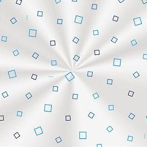Saco Decorado Ártico - 11x19,5cm - 100 unidades - Cromus - Rizzo Embalagens