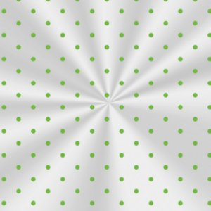 Saco Decorado Poá Verde - 11x19,5cm - 100 unidades - Cromus - Rizzo Embalagens