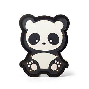 Led de Madeira Decoração Festa Panda - Cromus - Rizzo Festas
