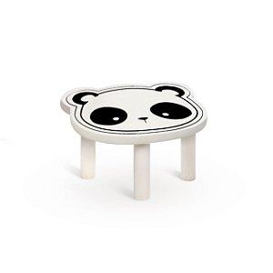 Banquinho De Madeira P Festa Panda - Cromus - Rizzo Festas
